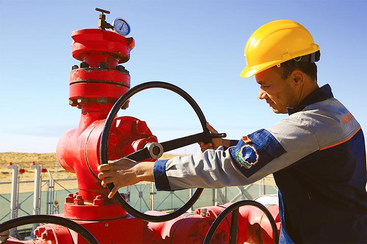 Российская Федерация начала покупать газ зарубежом