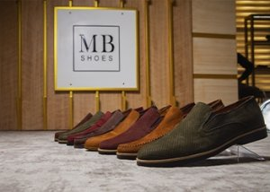 MB shoes has released an autumn collection of shoes