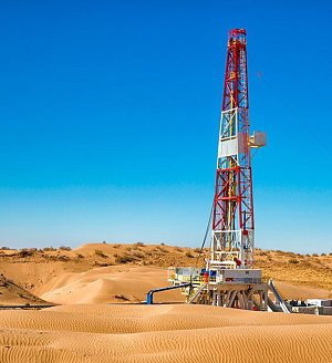 "The ""Uzynada"" field in the South-West of Turkmenistan has given a new influx of natural gas"