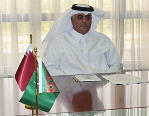 Ambassador of Qatar completes diplomatic mission in Turkmenistan