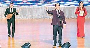 Türkmenistanda Ýeňiş güni mynasybetli talyp ýigitleriň arasynda döredijilik bäsleşigi yglan edildi