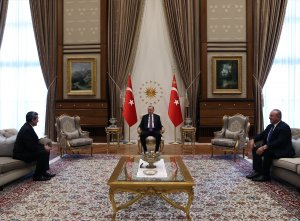 Prime Minister Recep Tayyip Erdogan will pay a visit to Turkmenistan