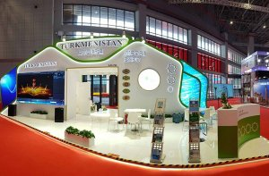 Turkmen products will be presented at the international import exhibition in China