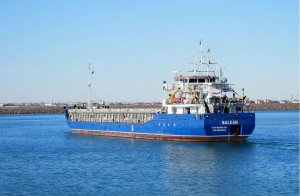 "The line vessel ""Balkan"" will provide cargo traffic between the ports of Baku and Turkmenbashi"