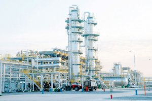 For 8 months of the Turkmenbashi oil refinery processed 3.5 million tons of oil
