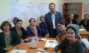 Fulbright for Teachers Program opens in Turkmenistan