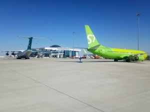 S7 Airlines plans to return its passengers to Russia with a charter flight from Turkmenistan