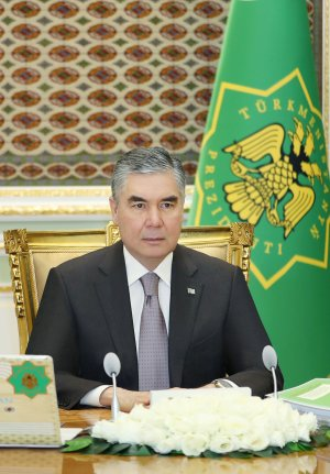 President of Turkmenistan holds meeting of the State Security Council