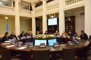 A draft Convention on the protection of the cultural heritage of the CIS member States has been created