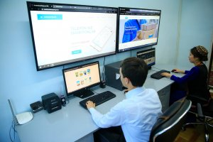 The number of Internet users in the Mary velayat has reached 50,000