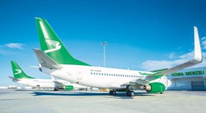 """Turkmen airlines"" extended the cancellation of international flights until October 31"