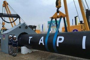 «Talyban» TOPH (TAPI) gaz geçirijisiniň gurluşygyna gatnaşmaga taýýardyklaryny mälim etdi